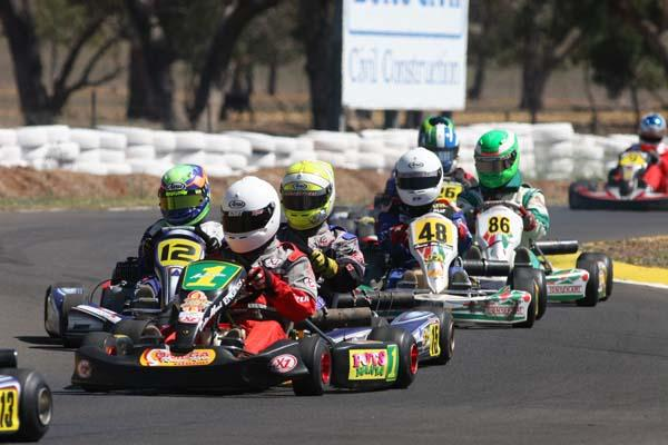 Dubbo Kart Club - Lincoln County International Raceway